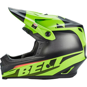 Bell Full-9 Fusion MIPS Helmet matte/gloss black/green